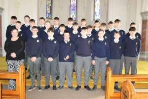 Cistercian College Roscrea 2nd Years