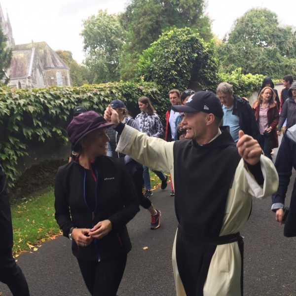 Welcome Walk 2019 Cistercian College Roscrea