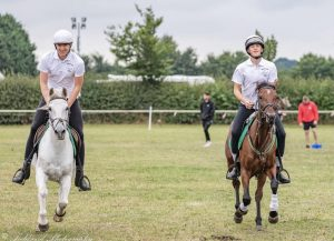 Caleb Schofield places 7th in the U18's World Mounted Games Pairs Competition.